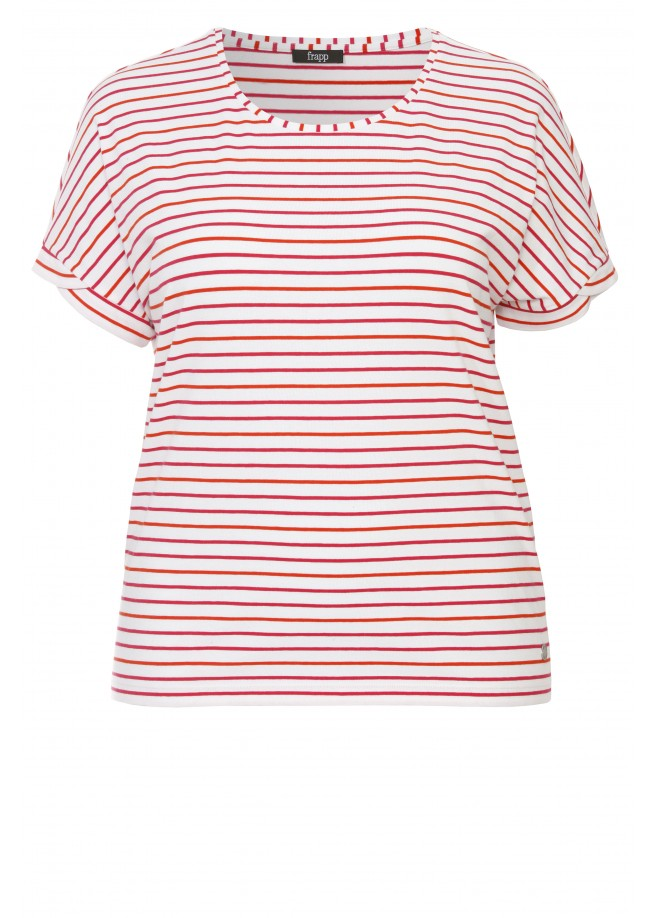 Sommerliches Ringel-Shirt /