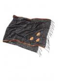 Verspielter Schal mit Pailletten /