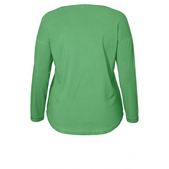 Luftiges Shirt mit Motiv /