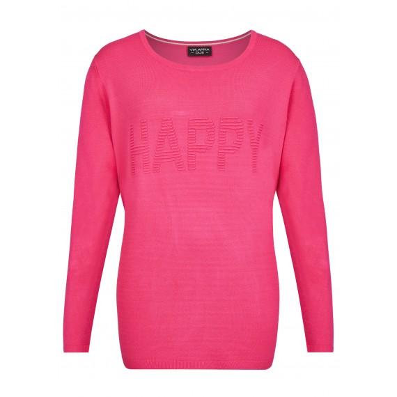 """Süßer Pullover """"Happy"""" /"""