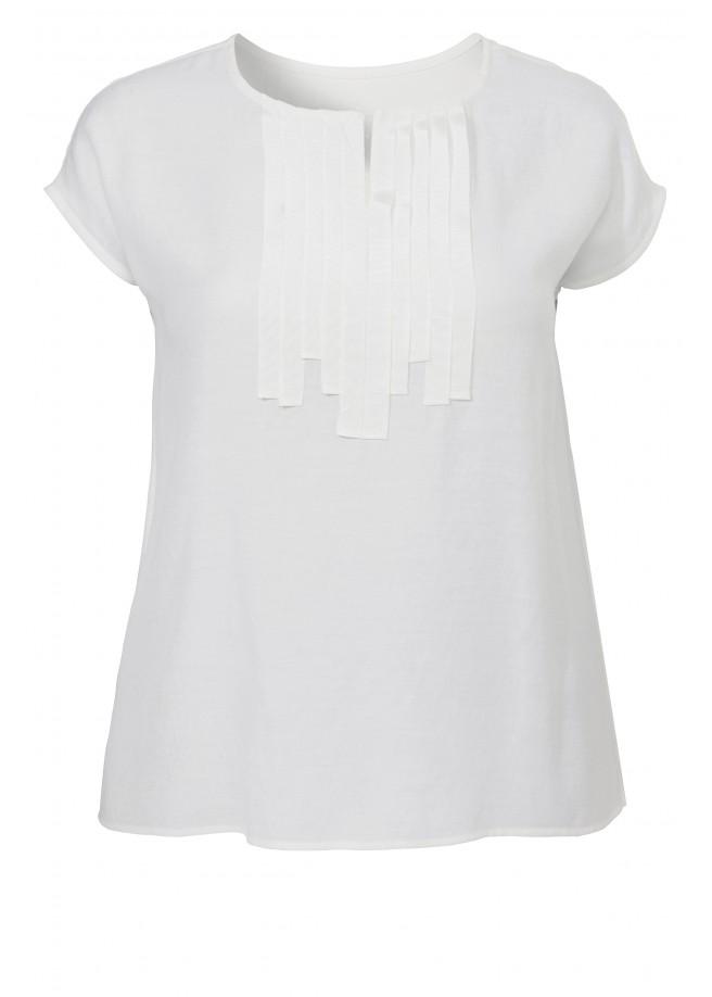 """Sommerliches Damen-Shirt """"Boheme & Glamour"""" /"""