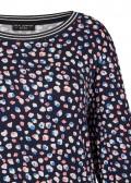 Süßes Shirt mit buntem Muster /