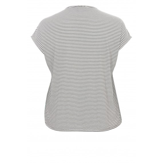 Feminines Shirt mit Mustermix /