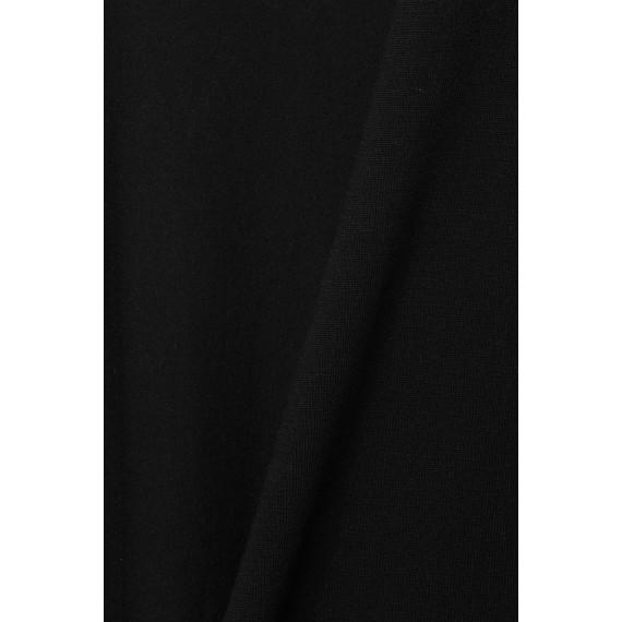 Feminine Strickjacke mit ausgestellten Ärmeln /