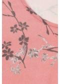 """Sinnliche Bluse """"Cherry Blossom"""" /"""