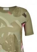 Trendiges Blusen-Shirt mit Print /