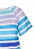 Süßes Shirt mit Farbverlauf /