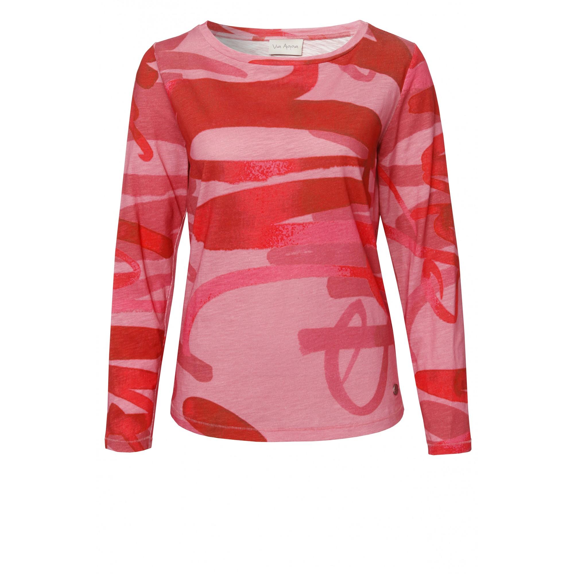 Modisches Shirt mit Muster