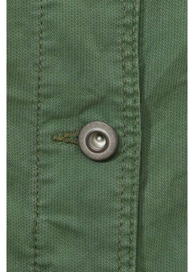 Modische Jacke in Crash-Optik /