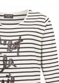 """Süßes Shirt """"C'est la vie"""" /"""
