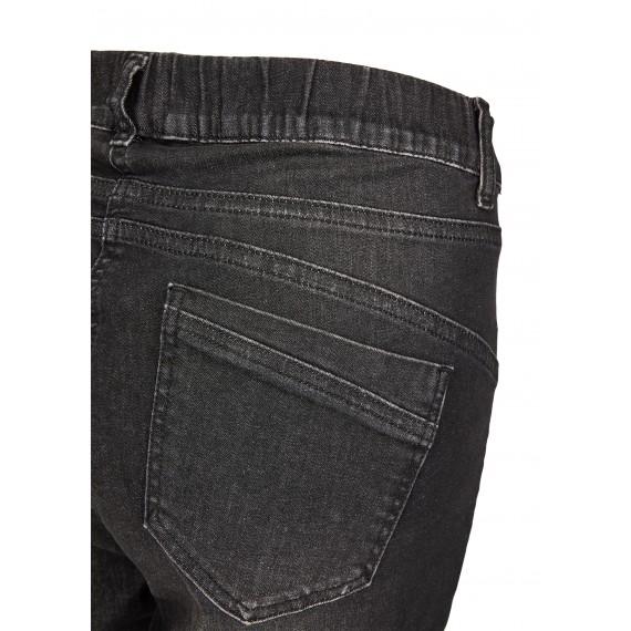Modische Jeans mit Waschung /