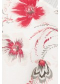 Süßes Shirt mit floralem Muster /