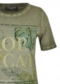 "Trendiges T-Shirt ""Tropical"" /"