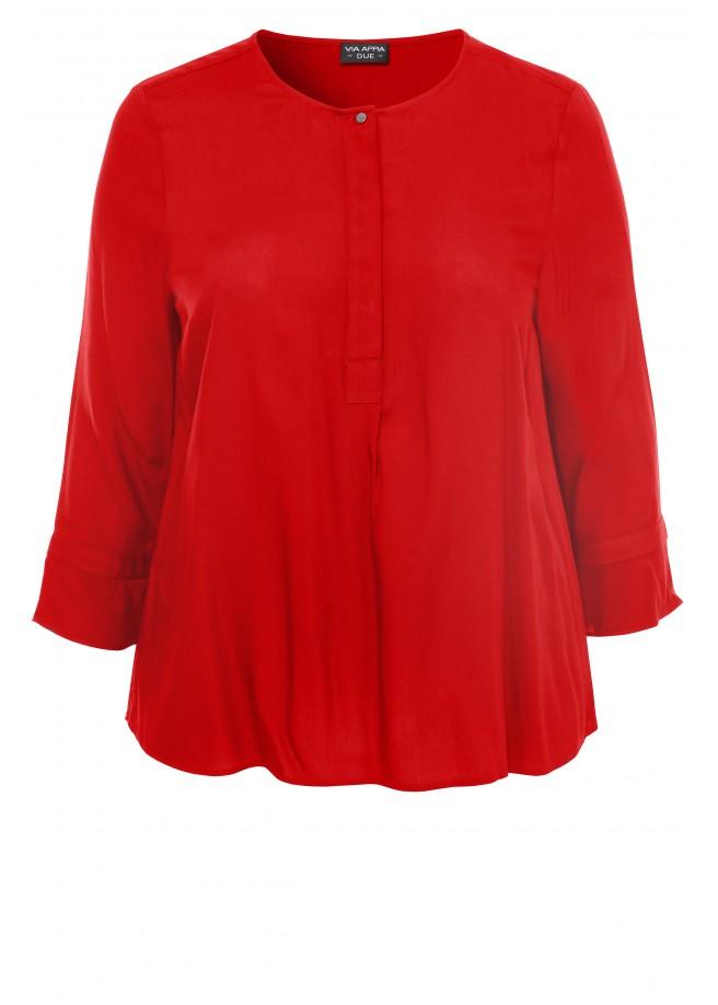 Elegantes Blusen-Shirt mit Knöpfen /