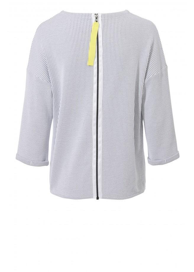 Bequemes Sweatshirt mit Muster /