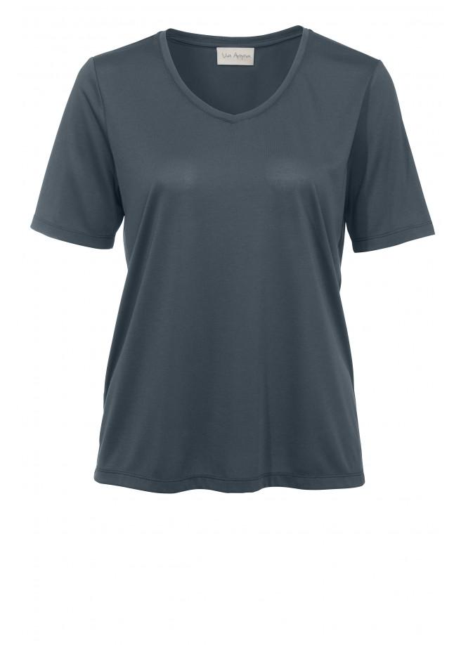 Supersoftes Kombi-Shirt mit V-Ausschnitt /