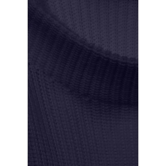 Pullover mit Strukturmuster /