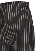 Modische Hose mit Streifen /
