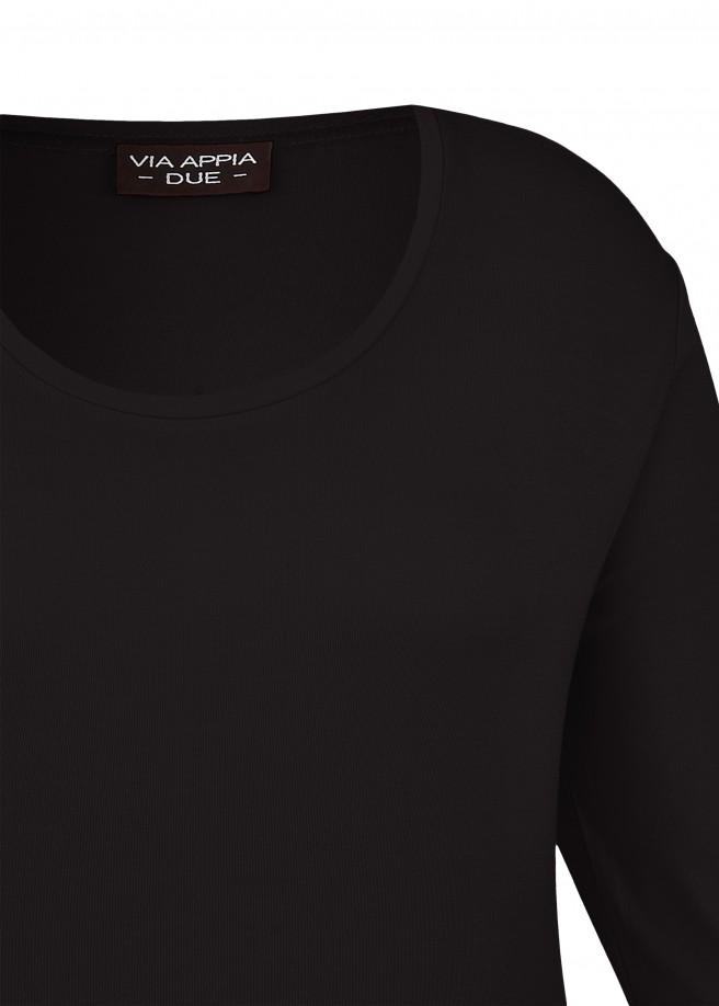 Vielseitiges Shirt mit weicher Haptik /