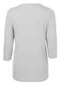 Modisches Print-Shirt mit buntem Muster /