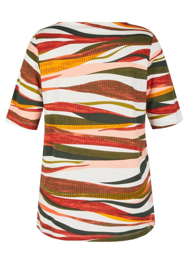 Bedrucktes T-Shirt /