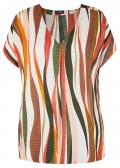 Stylische Shirtbluse /