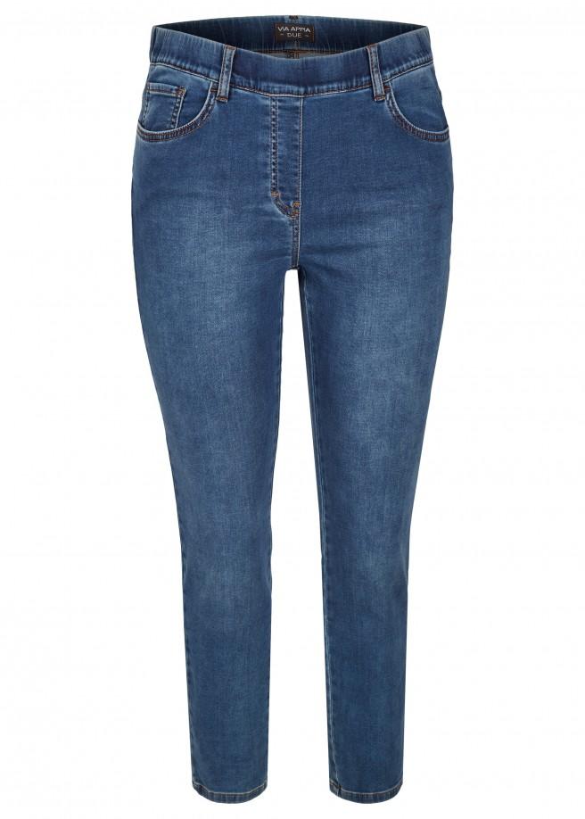 Lässige Jeans in Five-Pocket-Style /