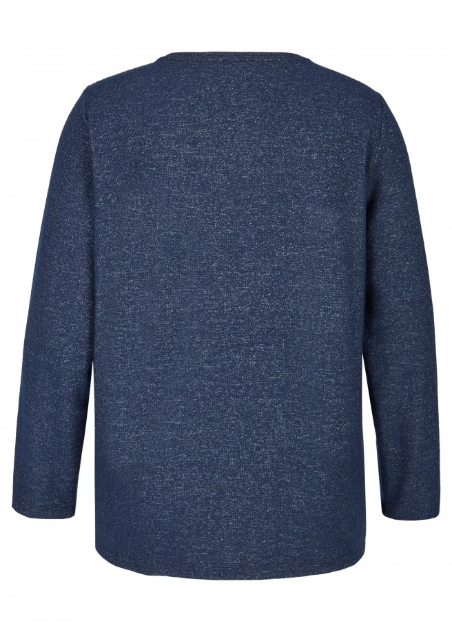 """Kombifreudiges Sweatshirt """"Be lovely"""" /"""