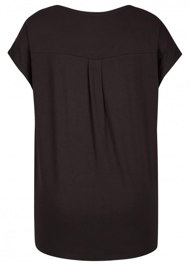 Edles Blusen-Shirt mit royalem Design /