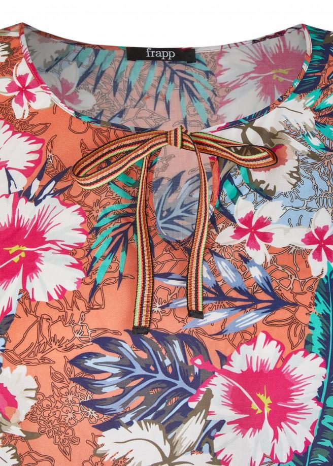 Florale Tunika /