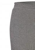 Elegante Hose mit seitlichem Kontraststreifen /