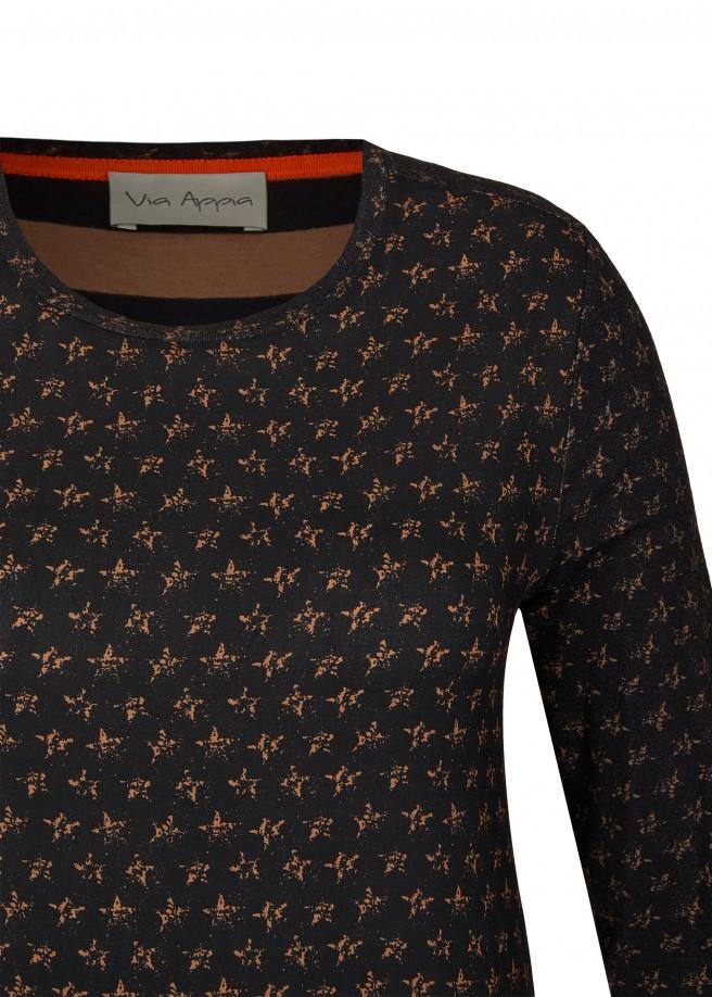 Luftige Bluse mit Sternchen /