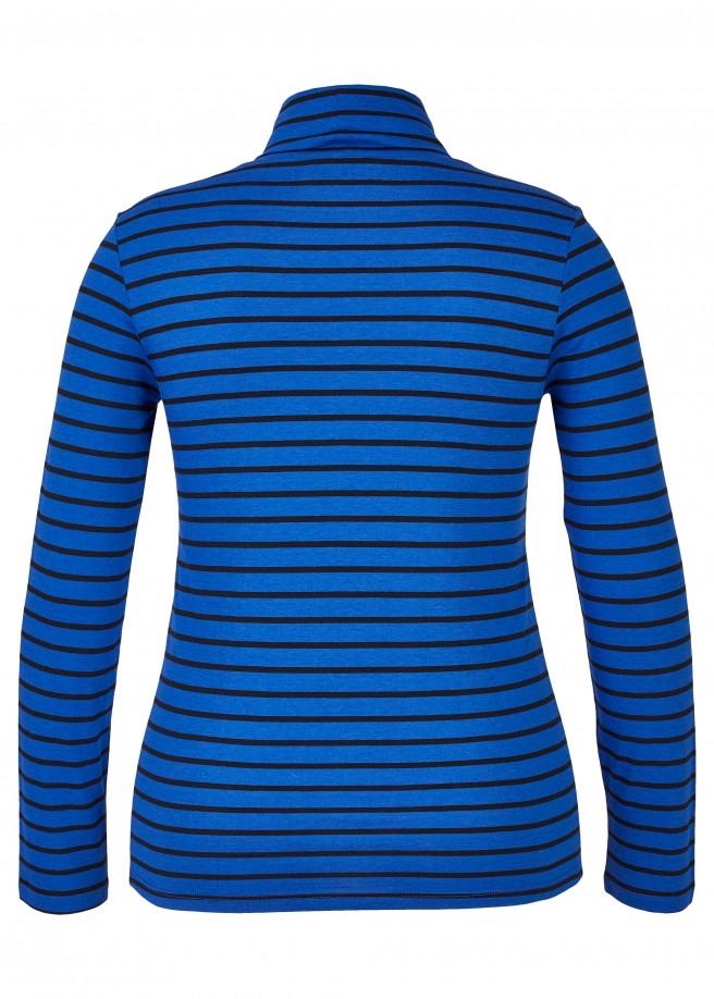Vielseitiges Basic-Shirt mit Rollkragen /